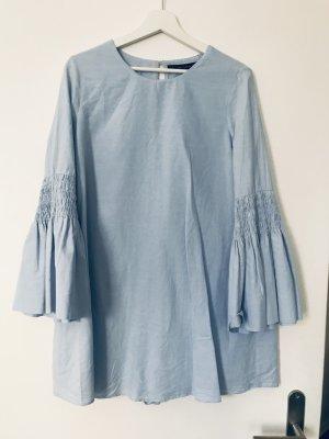 Zara Combinaison bleu azur