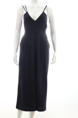Zara Jumpsuit dunkelblau Elegant