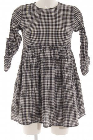 Zara Jumpsuit check pattern street-fashion look