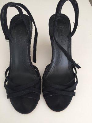 Zara Keil sommer Schuhe