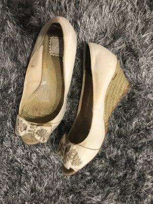 Zara Keilabsatz Schuhe Größe 37,5