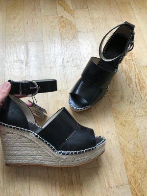 Zara Keilabsatz Schuhe Neu