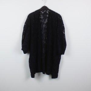 Zara Kimono Gr. M schwarz oversized (18/12/019)