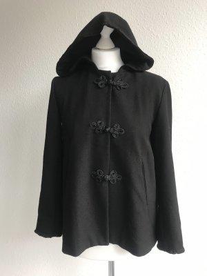 Zara Cape noir