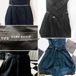 Zara Basic Ballonjurk zwart