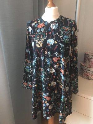Zara A Line Dress multicolored