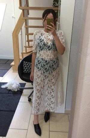 Zara Kleid aus Spitze S NEU