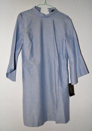 ZARA Kleid Bellsleeves Trompetenärmel Blogger Trend XS 34 36