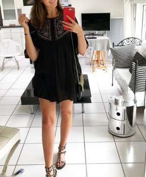 Zara Kleid Blogger