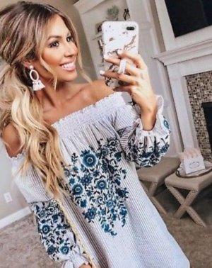 Zara Kleid Blogger Mini kleid Dress