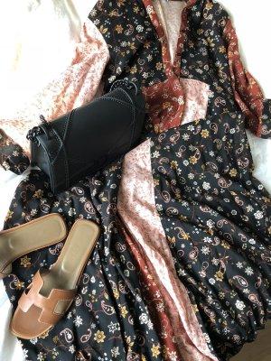 ZARA Kleid Boho Style