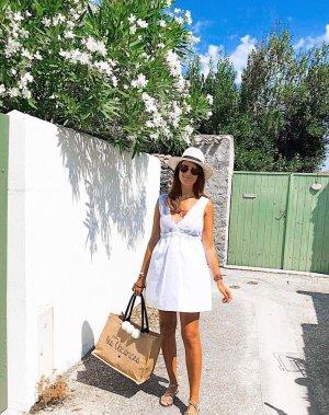 Zara Kleid Dress Blogger mini