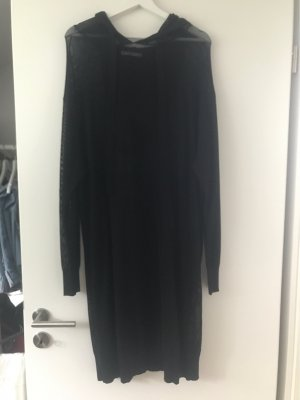 Zara Hooded Dress black