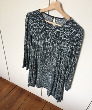 Zara Kleid gemustert