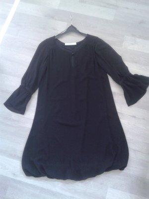 Zara Robe noir polyester