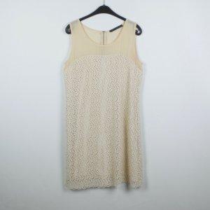 Zara Kleid Gr. XL beige (19/04/462)