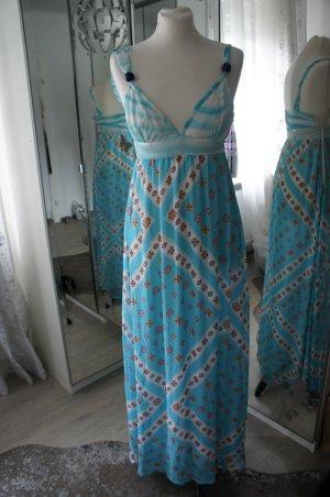 ZARA Kleid Größe S 34 36 Maxikleid