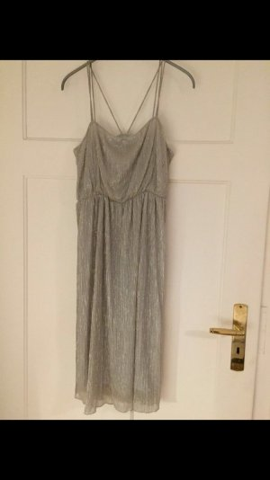 Zara Kleid In Silber
