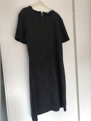 Zara Leather Dress black