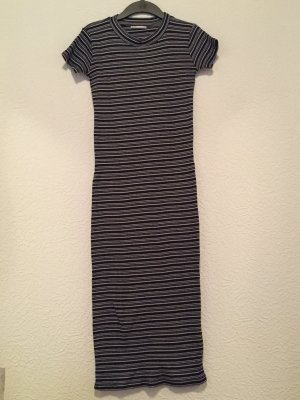 Zara Kleid Longkleid Midi Blogger Vintage 36 38 40