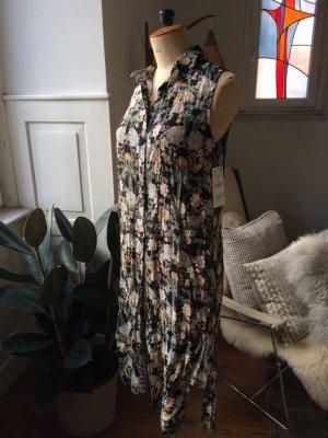Zara, Kleid, Mantel, Blogger, Florales Muster, NEU, Gr. S