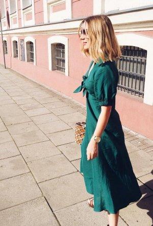 Zara KLeid maxikleid Blogger