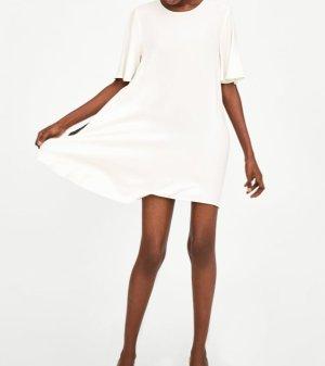Zara Mini-jurk wit
