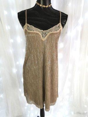 Zara Kleid Minikleid Elegant Sexy Spitze