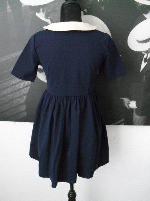 ZARA Kleid mit Bubikragen Gr L neu ungetragen
