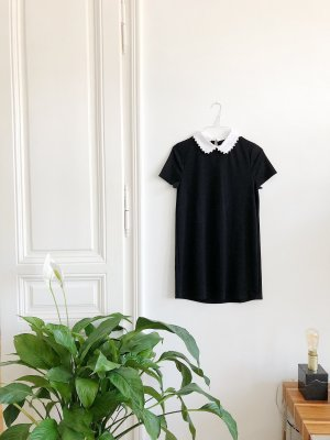 Zara Kleid mit Kragen