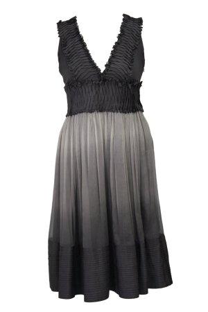 Zara Kleid mit Ombré aus Seide