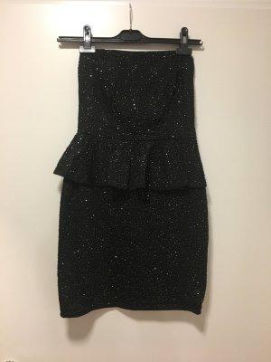 ZARA Kleid mit Perlen, Größe S