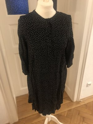 Zara T-shirt jurk zwart