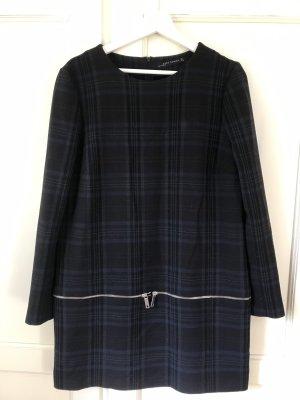 Zara Kleid mit Reißverschlussdetail