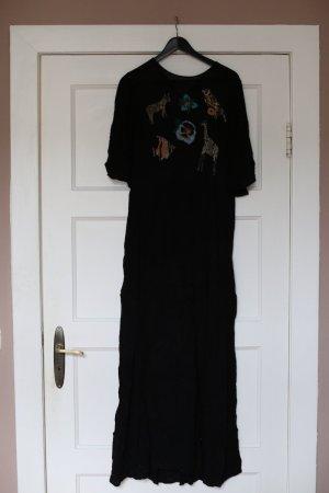 Zara Kleid mit Tier Stickerei Gr. M (nur 1x getragen)