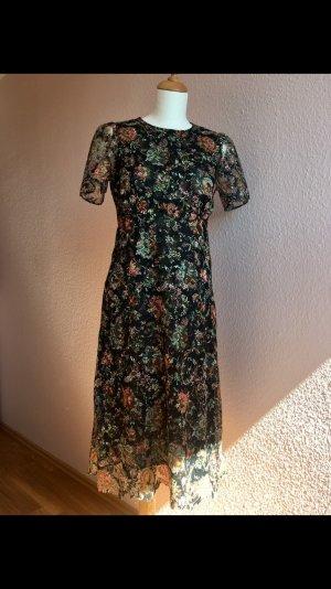 Zara Kleid neu , midikleid , Blumen , spitze
