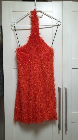 Zara Evening Dress red