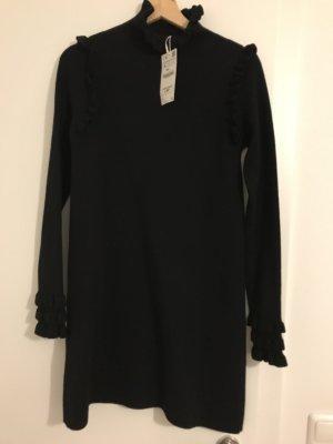 Zara schwarzes enges kleid