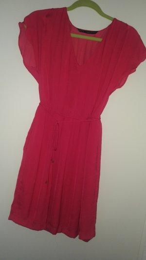 Zara Kleid Sommerkleid Gr 34 in Pink