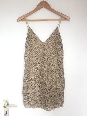 Zara Kleid Spitze lace dress S Mini