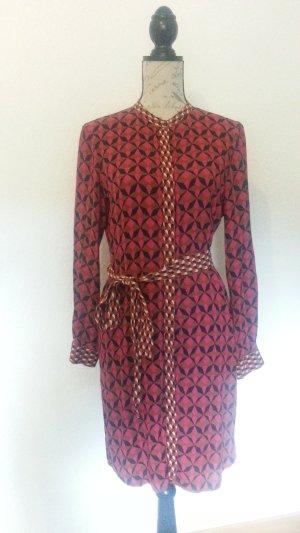 Zara - Kleid - super Farben - Muster Gr.L