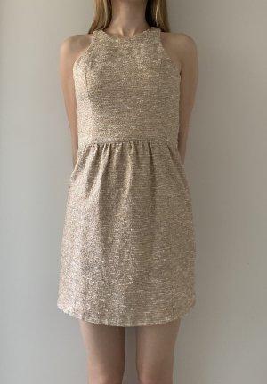 ZARA Kleid Tweed Bouclé