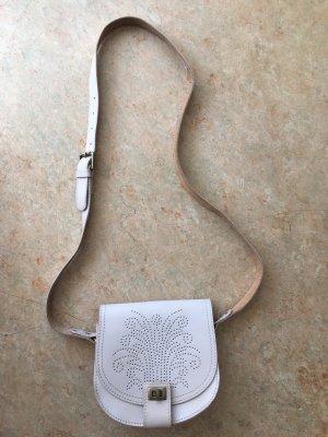 Zara Kleine Umhängetasche aus Leder