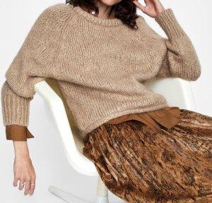 Zara Knit beige