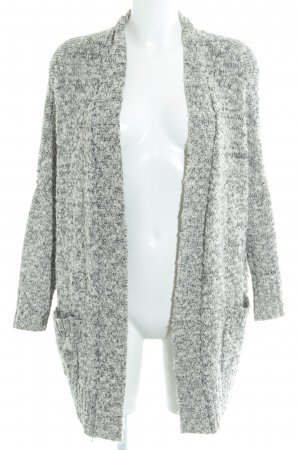 Zara Knit Cardigan meliert Casual-Look