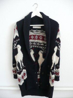 Zara Knit Cardigan Norwegerstyle