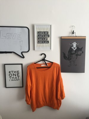 Zara Knit in Organge