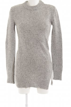 Zara Knit Long Sweater multicolored fluffy