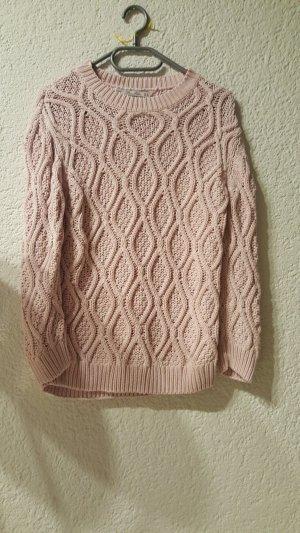 zara knit Pulli ... 3/4 Ärmel ... Grobstrick