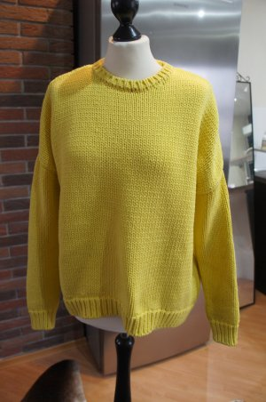 Zara Pull jaune